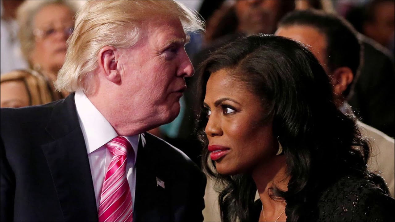 Omarosa Manigault-Newman Secretly Recorded Conversations With Trump