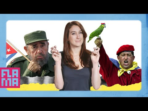 "Craziest Latin American ""Presidents"" - Joanna Rants"