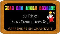 [PEDAGOGIE] Pour saint Nicolas (monkey dance)