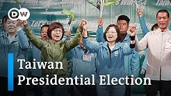 Political shockwaves ahead of Taiwan presidential election   DW News