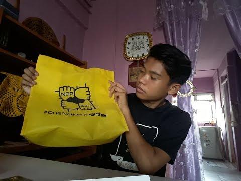 NDP Bag || UnBoxing ||