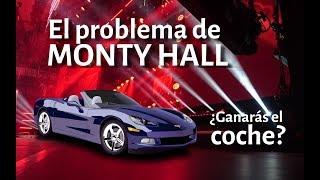 El problema de Monty Hall - Acertijo de las tres puertas