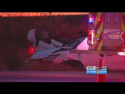 Seven hurt in West Omaha crash
