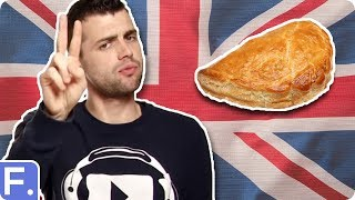 Irish People Taste Test British Food