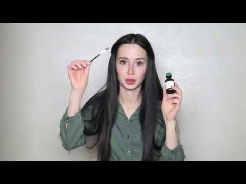 Маски для волос с репейным маслом и касторовым маслом в