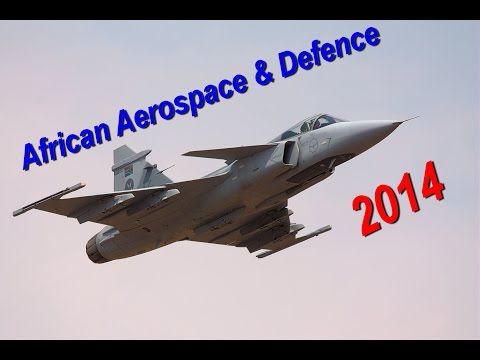 African Aerospace & Defence 2014 Air Show