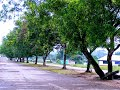 SANNIQUELLIE CITY MAIN STREET, NIMBA COUNTY, LIBERIA | APRIL 2020