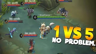 MAX HP Build on Hylos! Unstoppable BUILD! Mobile Legends New Hero Gameplay