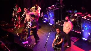 Harvey Wallbanger performed by Less Than Jake