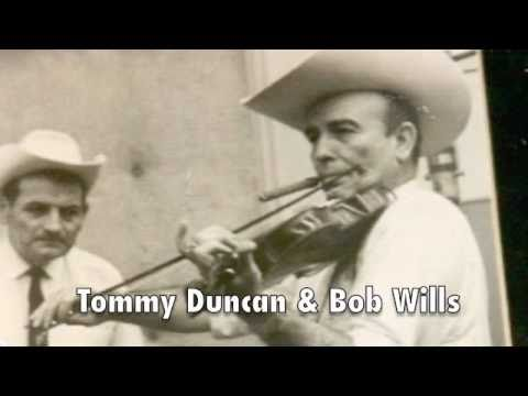Bob Wills  Tommy Duncan tribute ...Goodbye Liza Jane with Herb Remington
