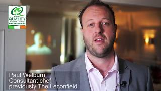 Paul Welburn, consultant chef shares his top tip for beef | Irish Beef UK