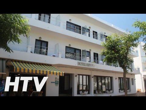 Hotel Antares en Cala d´Or