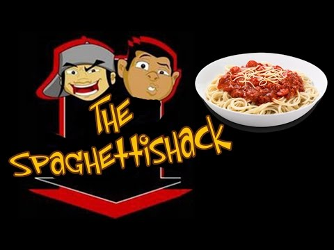 The Nutshack Theme but every Nutshack is replaced with Mom's Spaghetti