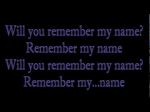 Chris Brown - Remember My Name (Audio+Lyrics) ft. Sevyn