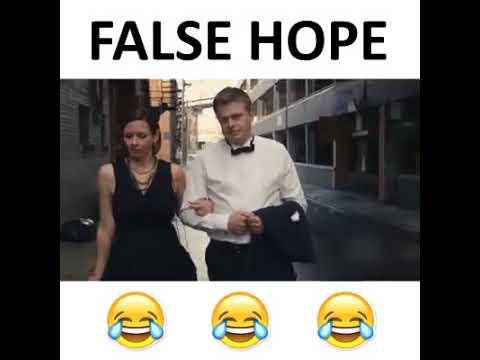 False Hope Funny Videowatch Till The End Youtube