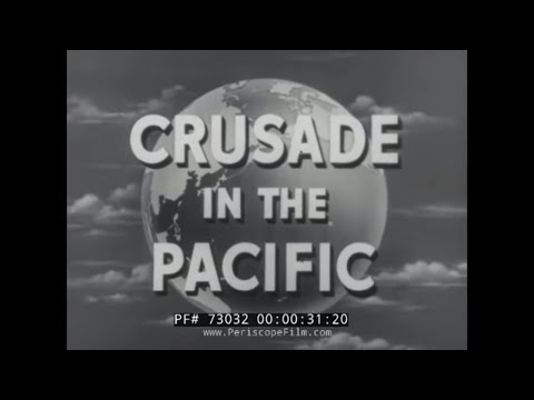 "CRUSADE IN THE PACIFIC TV SHOW Episode 14 ""THE ROAD BACK""  73032"