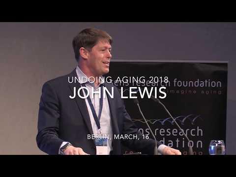 John Lewis at Undoing Aging 2018 Mp3