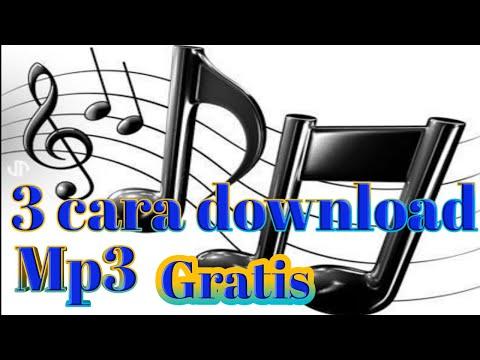 Cara Download Mp3 Mudah Dan Gratis