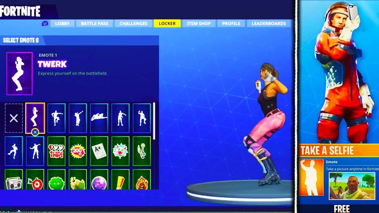 8b96f782c98b Fortnite battle royale unlock all new emotes update jpg 1280x720 New emote