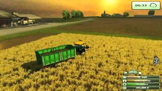 "Farm Sim ""not"" Sat but oh well"