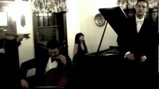 Adele- Skyfall  OFFICIAL cover by Burning River Quartet