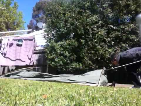Oztrail Mitchell King Swag Review 4x4 Camping Doovi