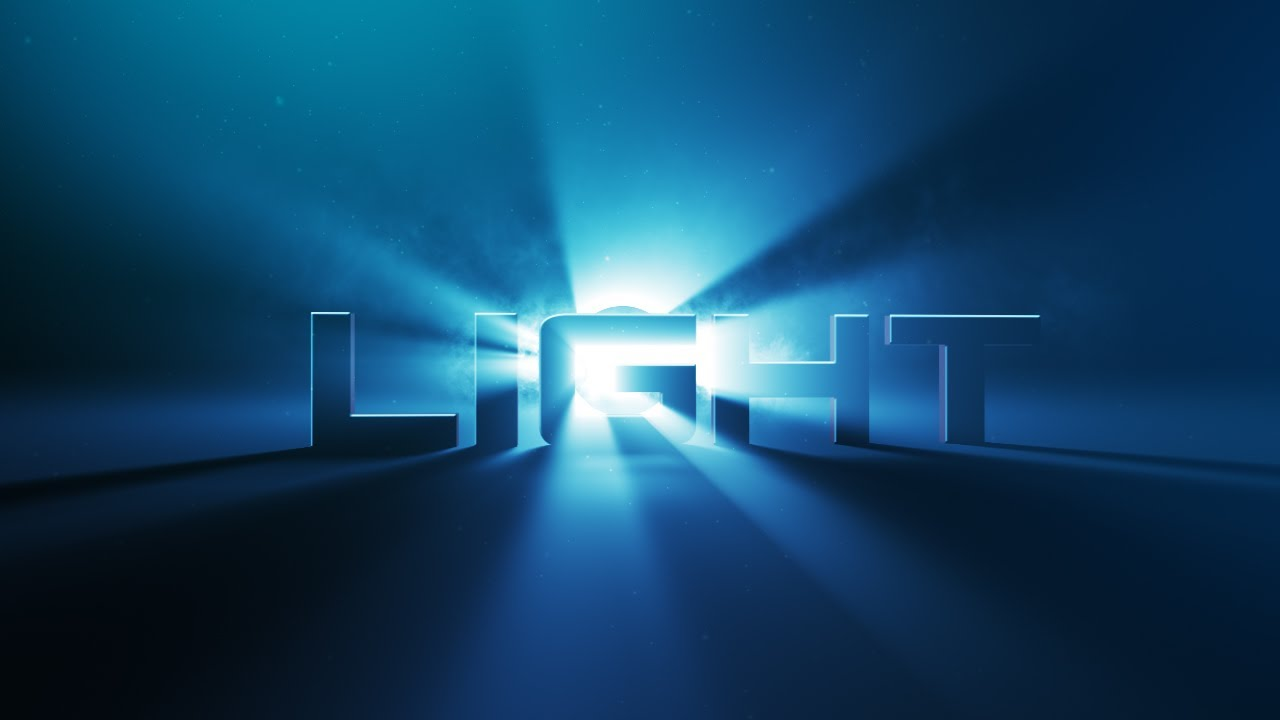 3d Light Effects Ppt Background: Advanced 3D Light Rays In After Effects!