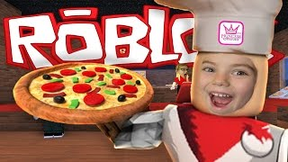 How to play: ROBLOX WORK AT A PIZZA PLACE