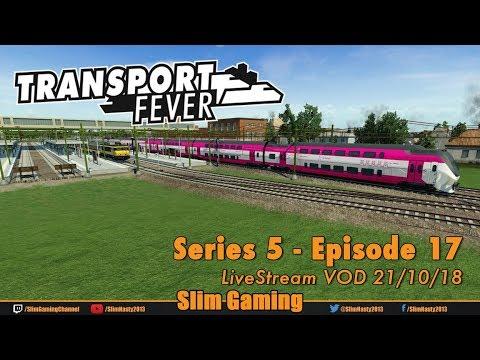 Transport Fever - Netherlands - Episode 17