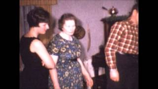 1967 Christmas party at Midland parsonage