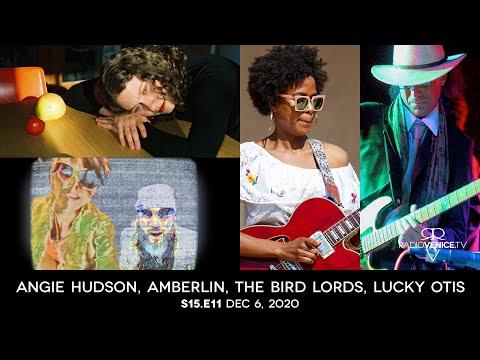 Radio Venice Season 15 Finale ft. Angie Hudson, Amberlin, The Bird Lords, and Lucky Otis