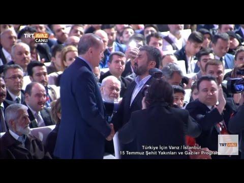 Şehit İkizlerin Babası Ali Oruç - 15 Temmuz Şehit Yakınları ve Gaziler Programı - TRT Avaz