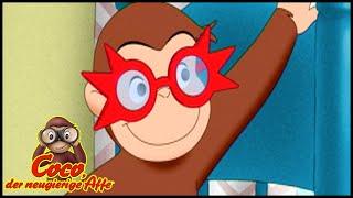 Coco der Neugierige Affe Deutsch🐵Die Honigwabe 🐵Ganze Folgen🐵Cartoons für Kinder🐵Staffel 7