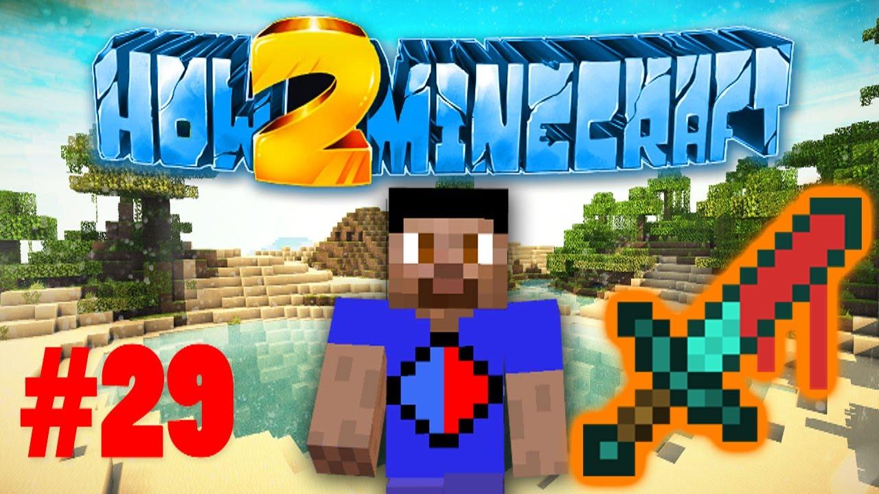 Minecraft SMP HOW TO MINECRAFT S2 #29 'REVENGE!' with Vikkstar