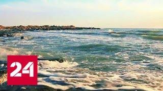 Каспийское море вошло в дипломатические берега - Россия 24