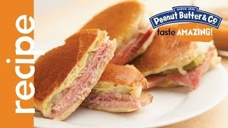 Cuban Sandwiches With Leftover Peanut Butter Glazed Ham Recipe