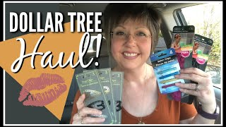 DOLLAR TREE HAUL | New Hair Accessories | November 2019 | Country Girl