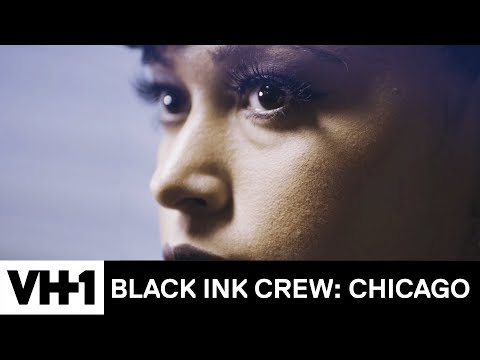 lily black ink crew chicago age