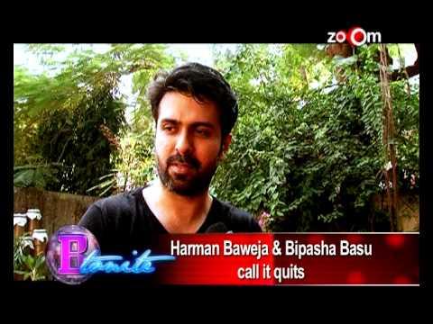 Harman Baweja and Bipasha Basu's BREAK - UP!