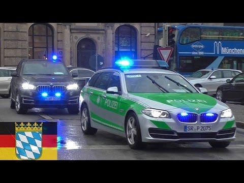[MÜNCHEN] VIP-Convoy zur Sicherheitskonferenz 2017