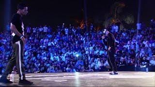 Engine VS Lil Zoo - Quarterfinals - Red Bull BC One Middle East Africa Final 2015