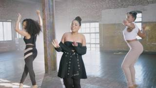 Camryn Taylor and Nia Lyons Perform Hiplet | The Movement | ELLE