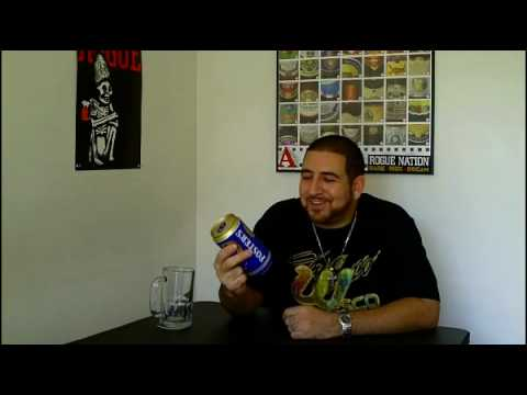 Fosters Lager - Hoggie's Beer Review - YouTube