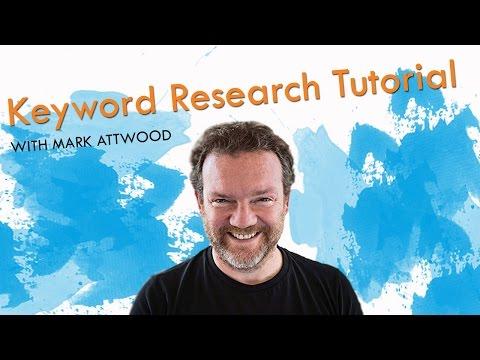 Keyword Research Tutorial