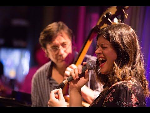 Cecilia Krull Feat Javier Colina Drume Negrita -Recoletos Jazz Club-