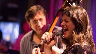 "Cecilia Krull Feat Javier Colina ""Drume Negrita"" -Recoletos Jazz Club-"