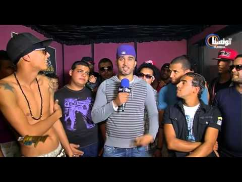 STREET ART Episode 25 Freestyle TunisnaTV