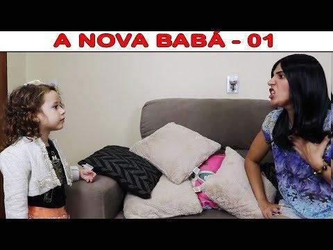 NOVELINHA A NOVA BABÁ - 01