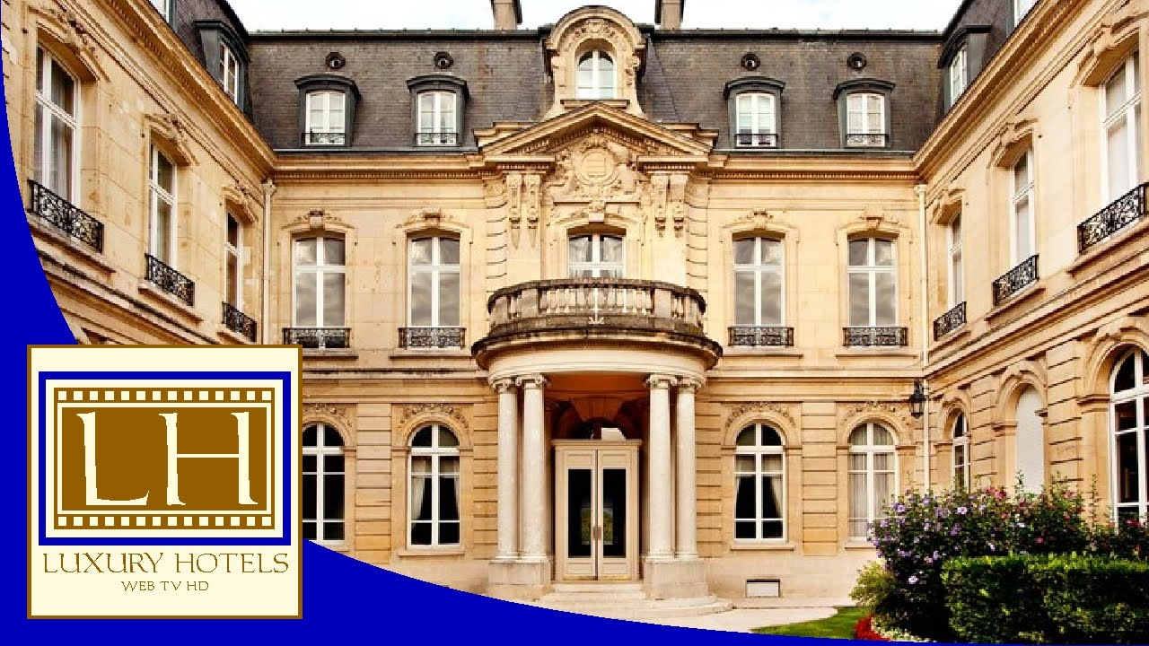 Luxury Hotels Les Crayères Reims You