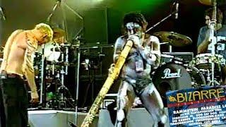 """Die Fantastischen Vier - Köln 17.08.1997 """"Bizarre Festival"""" (TV) Live & Interview"""